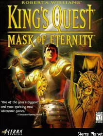 King's Quest: Mask of Eternity Box